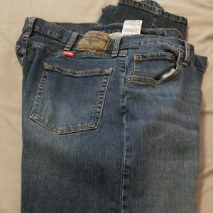 Wrangler Relaxed Fit Jeans Size 36x32